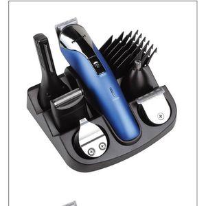 pritech 6 1 tondeuse professionnelle rechargeable tondeuse barbe tondeuse pour hommes rasoir. Black Bedroom Furniture Sets. Home Design Ideas