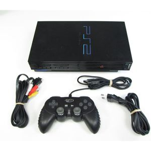 CONSOLE PS2 Produit d'occasion - Console Sony PS2 Playstati…