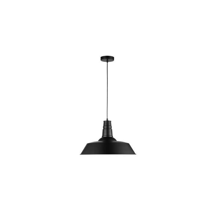Lampe Suspension Industrielle Grand Mod Le Achat Vente Lampe Suspension Industriel M Tal
