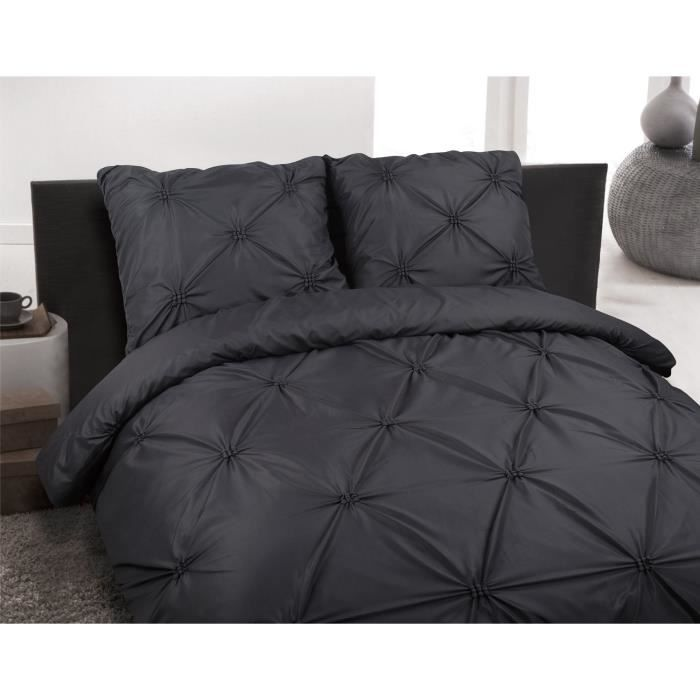 pure parure de couette victoria 1 housse de couette 220x240 cm 2 taies d 39 oreiller 60x70 cm. Black Bedroom Furniture Sets. Home Design Ideas