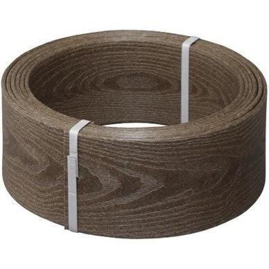 easy way kit bordure souple pour d limitation parterres hauteur 9 cm brun achat vente. Black Bedroom Furniture Sets. Home Design Ideas