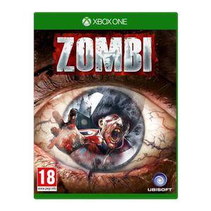 JEUX XBOX ONE Zombi Jeu Xbox One