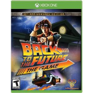 JEUX XBOX ONE Retour Vers Le Futur Jeu Xbox One