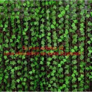 Lierre artificiel achat vente lierre artificiel pas for Plante artificielle pour exterieur pas cher