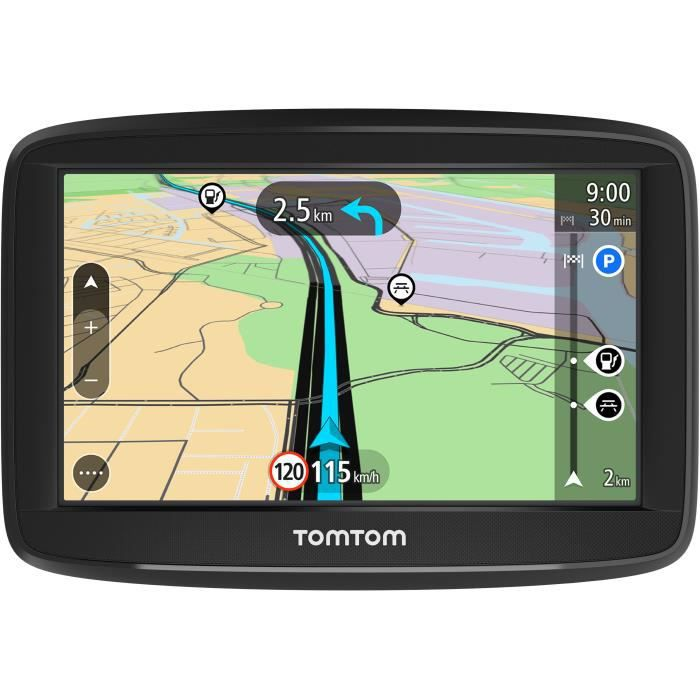 tomtom start 42 europe 48 cartographie vie achat vente gps auto tomtom start 42 les. Black Bedroom Furniture Sets. Home Design Ideas