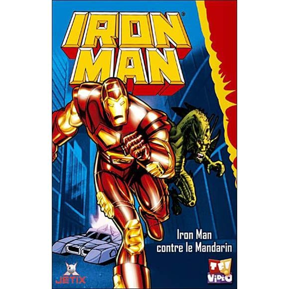 Object moved - Iron man en dessin anime ...