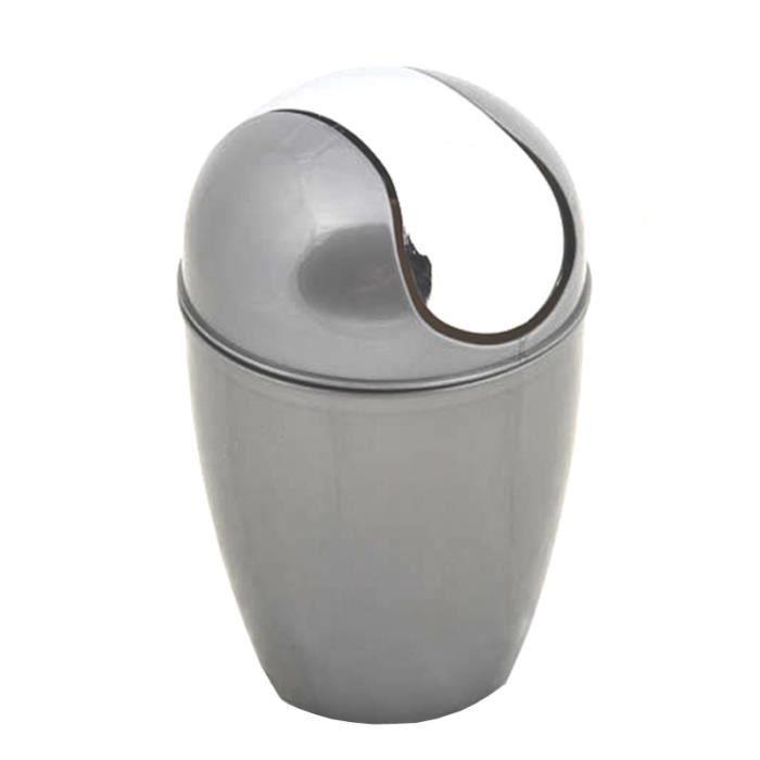 poubelle de sol avec couvercle plastique ri achat vente poubelle corbeille art. Black Bedroom Furniture Sets. Home Design Ideas