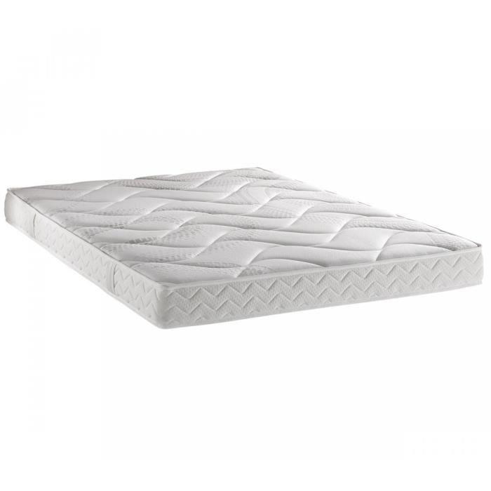 dunlopillo matelas reveille 90x190 cm mousse 17 cm ferme 21 kg m3 1 personne achat. Black Bedroom Furniture Sets. Home Design Ideas