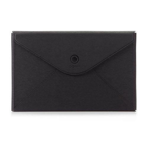 ggmm tui pour tablette microsoft surface pro rt motif enveloppe noir prix pas cher cdiscount. Black Bedroom Furniture Sets. Home Design Ideas