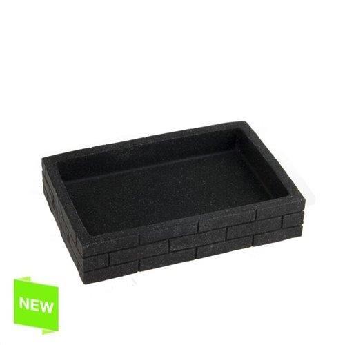 Porte savon brick achat vente distributeur de savon for Rangement savon