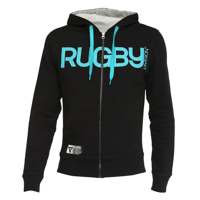 Rugby division sweat capuche brand achat vente for Interieur sport rugby