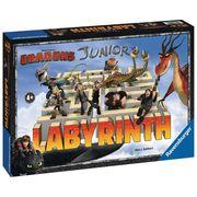 JEU SOCIÉTÉ - PLATEAU Labyrinth Junior Dragons