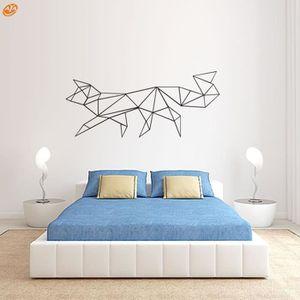 Tete de cerf deco murale achat vente tete de cerf deco for Decoration murale geometrique