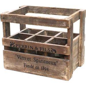 caisse en bois anciennes achat vente caisse en bois anciennes pas cher les soldes sur. Black Bedroom Furniture Sets. Home Design Ideas