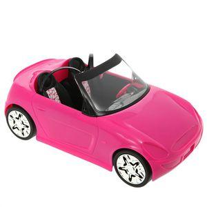 voiture d capotable barbie glam achat vente voiture camion cdiscount. Black Bedroom Furniture Sets. Home Design Ideas