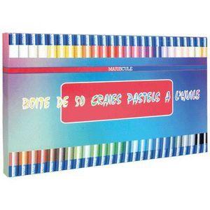PASTELS - CRAIE D'ART MAJUSCULE DEP 2932 00