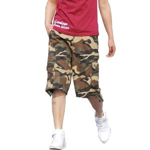 SOFTSHELL SPORT DE TIR Camouflage casual shorts cargo pour homme camou...