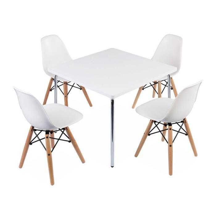 table enfant olivier 4 chaises dsw achat vente table a manger complet table enfant olivier. Black Bedroom Furniture Sets. Home Design Ideas