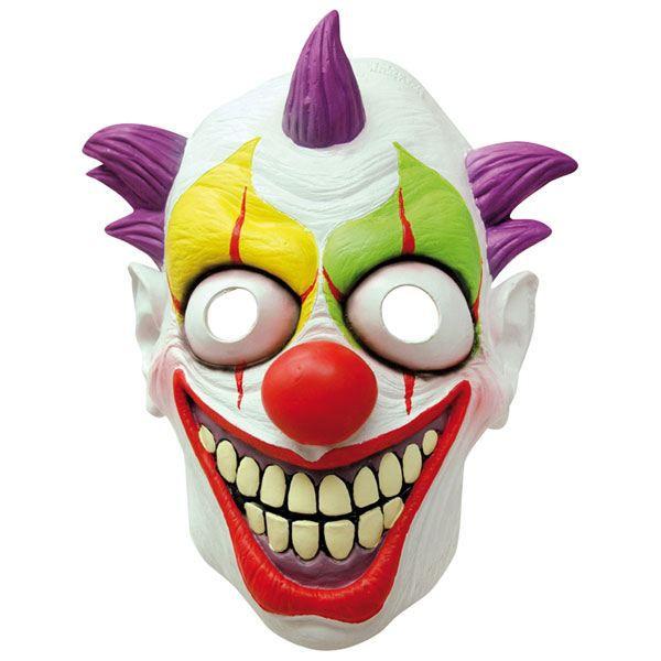 Masque adulte clown horreur achat vente masque d cor - Photo de clown a imprimer ...