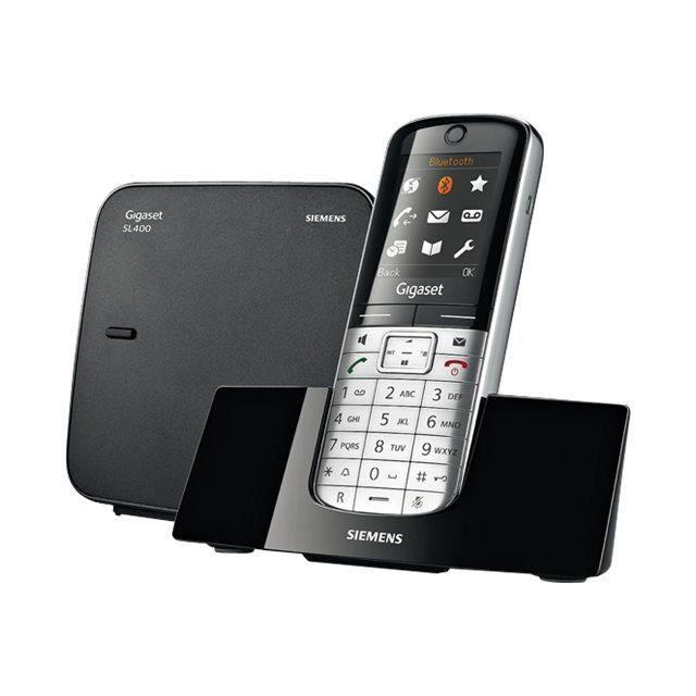 telephonie r telephone fixe sans fil avec oreillette