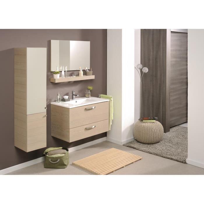 Miliboo meuble de salle de bain meuble sous achat for Recherche meuble de salle de bain