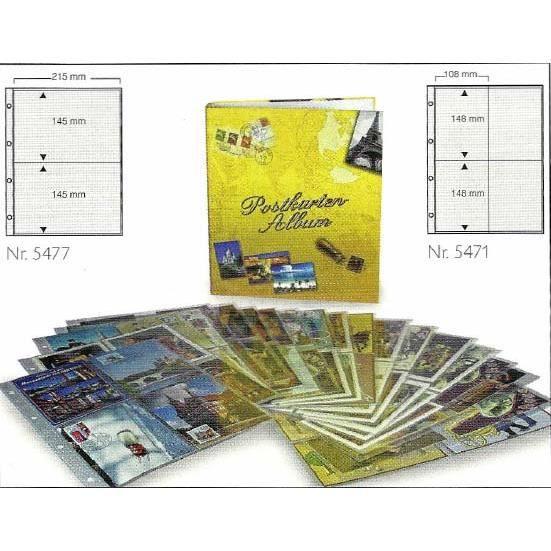album pour cartes postales anciennes et modernes achat. Black Bedroom Furniture Sets. Home Design Ideas