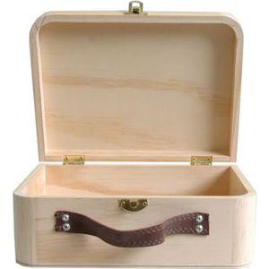 valise en carton achat vente valise en carton pas cher soldes cdiscount. Black Bedroom Furniture Sets. Home Design Ideas