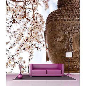 Bouddha papier peint deco achat vente bouddha papier peint deco pas cher - Stickers bouddha geant ...