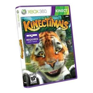JEUX XBOX 360 KINECTIMALS (KINECT) [IMPORT ALLEMAND] [JEU XBO…