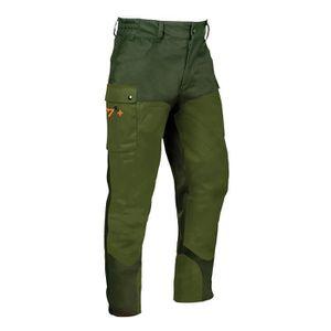SHORT DE FOOTBALL Pantalon de chasse  G7+ / Vert Vert