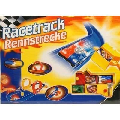 circuit de voiture de course a propulseur 2 looping jouet pour enfant caract ristiques vendu. Black Bedroom Furniture Sets. Home Design Ideas