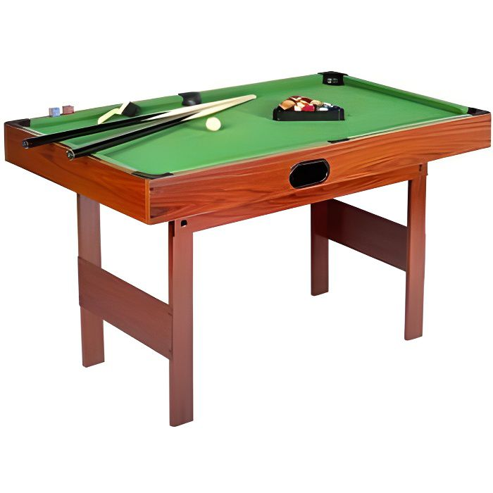 Taille Table Snooker Maison Design