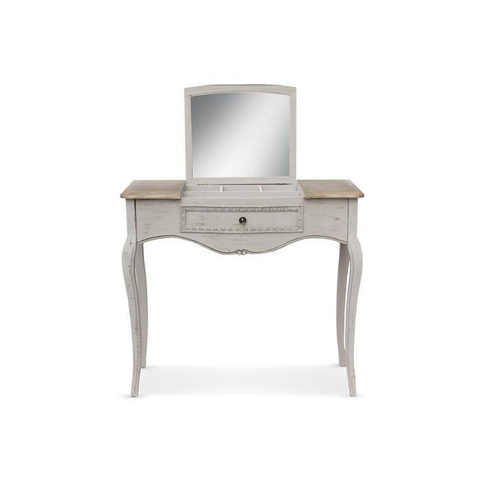 coiffeuse d 39 angle noir. Black Bedroom Furniture Sets. Home Design Ideas