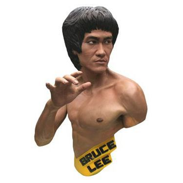 bruce lee buste 1 1 traditional classic yello achat. Black Bedroom Furniture Sets. Home Design Ideas