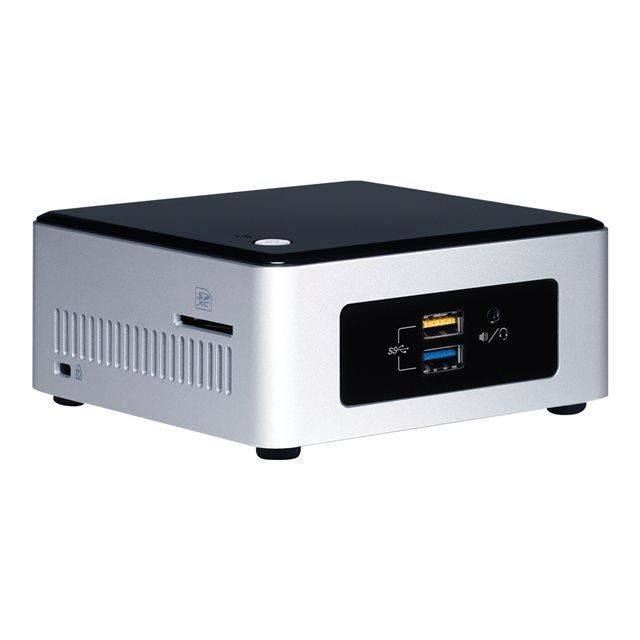 ordinateur de bureau mini pc nuc5ppyh prix pas cher soldes cdiscount. Black Bedroom Furniture Sets. Home Design Ideas