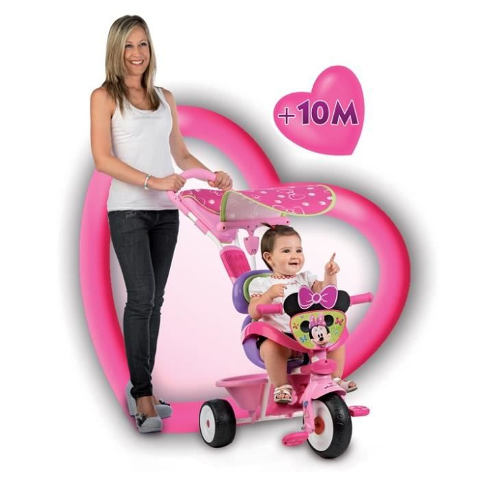 minnie tricycle baby driver ancienne collection prix pas. Black Bedroom Furniture Sets. Home Design Ideas