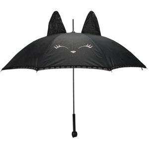 PARAPLUIE Parapluie Lollipops Canne Noir YAT  22342 BLACK