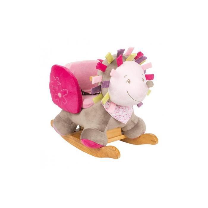 Fauteuil bascule en forme de h risson pour b b achat vente fauteuil be - Fauteuil en forme de rose ...