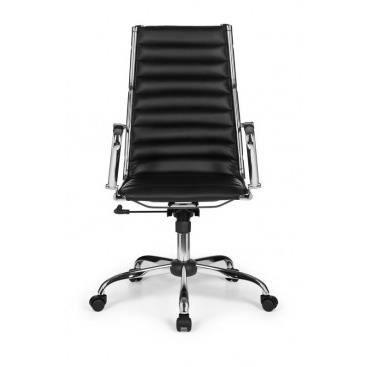 Fauteuil de bureau design tiffany noir achat vente chaise de bureau n - Cdiscount fauteuil de bureau ...