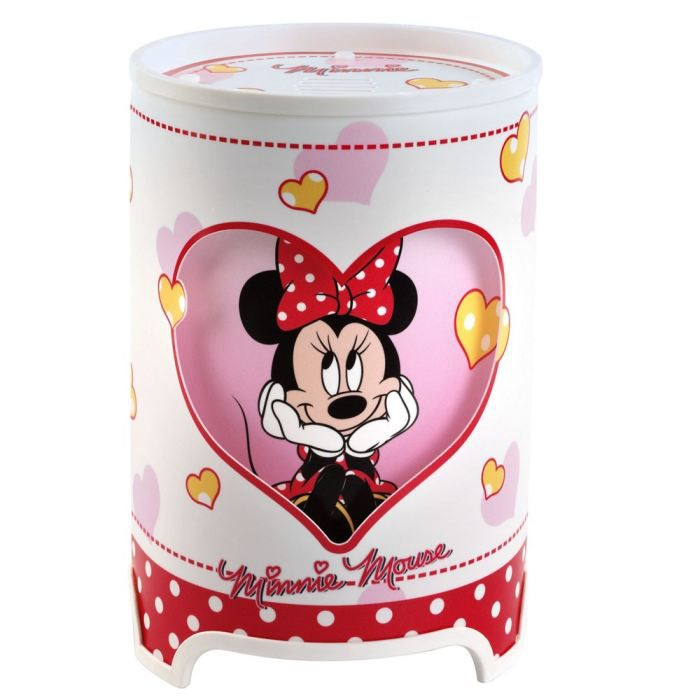 lampe de chevet a led minnie 1w dalber achat vente. Black Bedroom Furniture Sets. Home Design Ideas