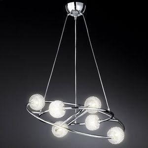luminaire lustre lampe lampadaire d tails de l 39 cl achat vente lustre et suspension. Black Bedroom Furniture Sets. Home Design Ideas