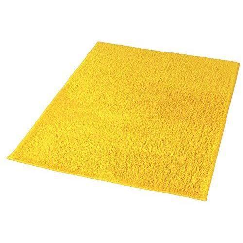 kleine wolke 4018568519 kansas tapis de bain coton jaune 60 x 90 x 1 5 cm achat vente tapis. Black Bedroom Furniture Sets. Home Design Ideas