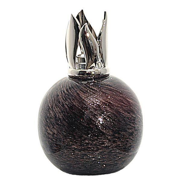 berger lampe boule noire 4320 achat vente diffuseur de. Black Bedroom Furniture Sets. Home Design Ideas