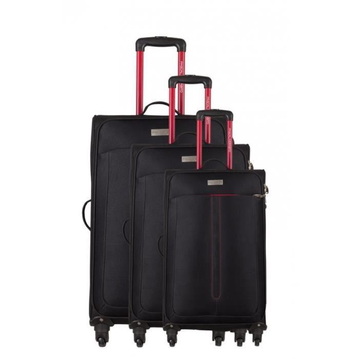 pascal morabito ensemble de 3 valises homme achat vente set de valises 3607070499207 cdiscount. Black Bedroom Furniture Sets. Home Design Ideas