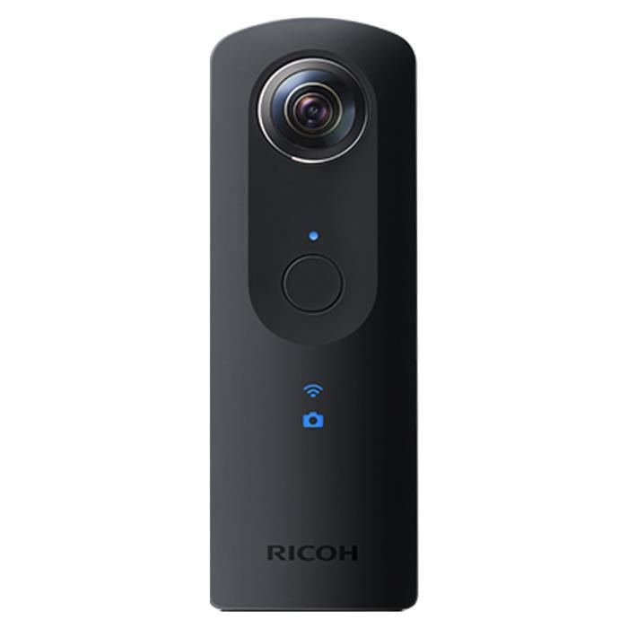 telephonie objets connectes ricoh theta s appareil photo et video numerique  f ric