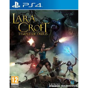 JEU PS4 Lara Croft et Le Temple d'Osiris Jeu PS4