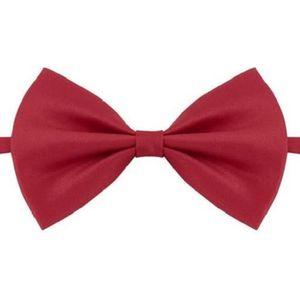 Cravate rouge enfant achat vente cravate rouge enfant - Noeud papillon rouge enfant ...
