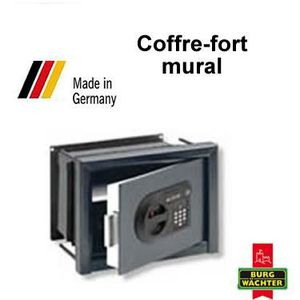 Coffre fort mural achat vente coffre fort mural pas for Coffre fort mural