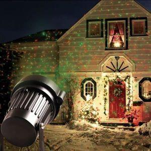 Decoration de noel exterieur achat vente decoration de for Eclairage laser exterieur