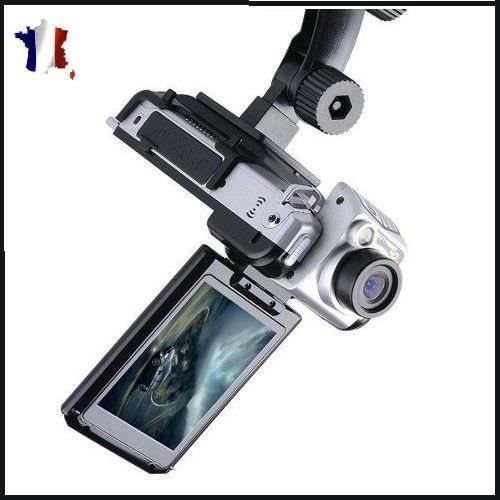 Camera embarquee voiture hd 1080p grand angle detection de for Camera de voiture vision grand angle fineshot